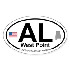 West Point Decal