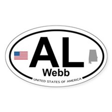 Webb Decal