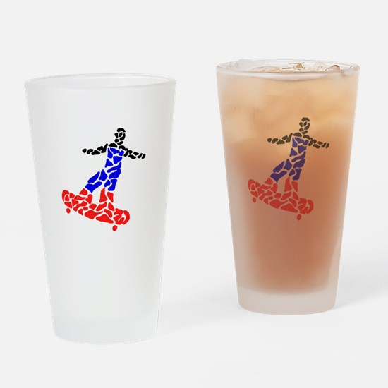 THE ROAD KINGS Drinking Glass