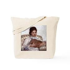 Mary Cassatt The Reader Tote Bag