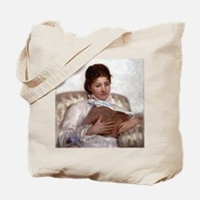 Mary Cassatt The Reader Tote Bag