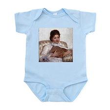 Mary Cassatt The Reader Infant Bodysuit