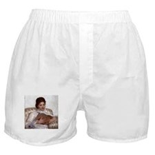 Mary Cassatt The Reader Boxer Shorts
