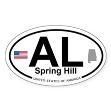 Spring Hill Decal