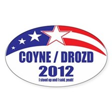 Coyne Drozd 2012 Decal