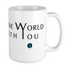 The World Starts With You Mug