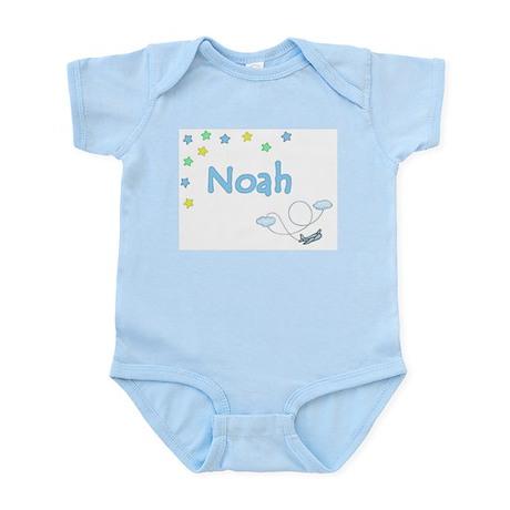 Star Pilot Noah Infant Creeper