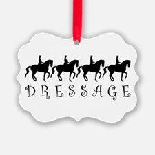 dressage curly text png.png Ornament