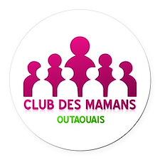 Club des Mamans Outaouais aimant pour auto