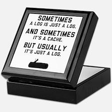 Sometimes... Keepsake Box