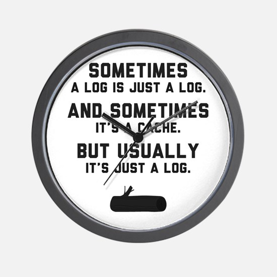 Sometimes... Wall Clock