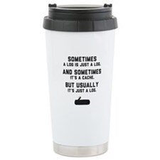 Sometimes... Travel Mug
