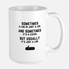 Sometimes... Ceramic Mugs