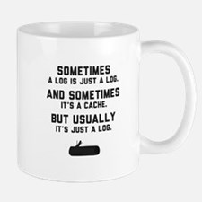 Sometimes... Small Mugs