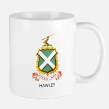 Hawley Coat of Arms Mug