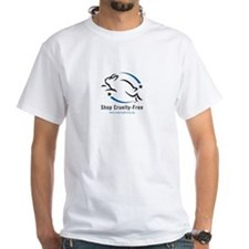 Leaping Bunny () Shirt