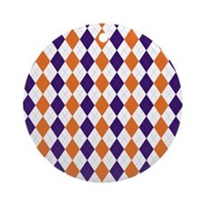 clemson 2.png Ornament (Round)