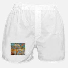 Paul Klee Ad Parnassum Boxer Shorts