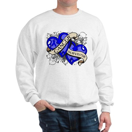 Colon Cancer Survivor Sweatshirt