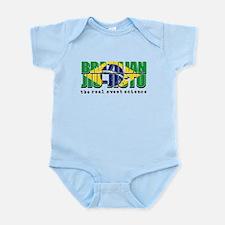 Brazilian Jiu Jitsu designs Infant Bodysuit
