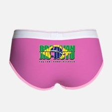 Brazilian Jiu Jitsu designs Women's Boy Brief