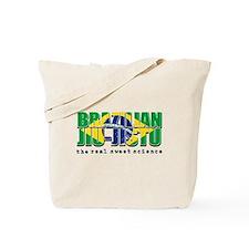 Brazilian Jiu Jitsu designs Tote Bag