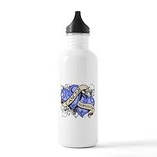 Esophageal Cancer Survivor Water Bottle