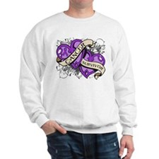 GIST Cancer Survivor Sweatshirt