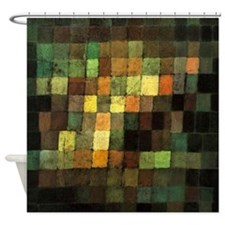 Paul Klee Ancient Sounds Shower Curtain
