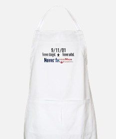 9/11 Tribute Forever United Apron