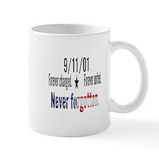 9/11 Tribute Forever United Mug