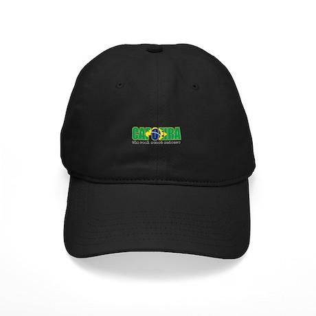 Capoeira designs Black Cap