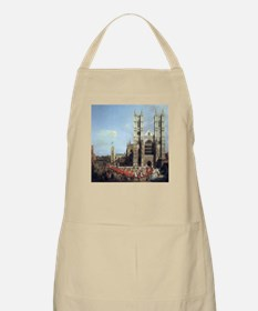 Canaletto Westminster Abbey Apron