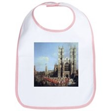 Canaletto Westminster Abbey Bib