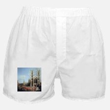 Canaletto Westminster Abbey Boxer Shorts