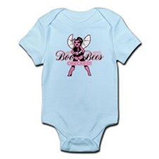 Get Your Boo Bees Checked Infant Bodysuit