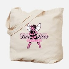 Get Your Boo Bees Checked Tote Bag
