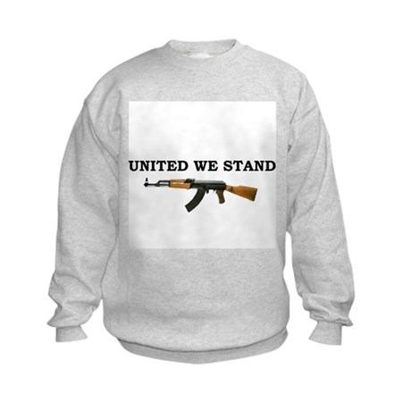 United We Stand Kids Sweatshirt