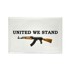 United We Stand Rectangle Magnet