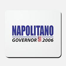 Napolitano 2006 Mousepad