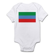 Dagestan Flag Infant Bodysuit