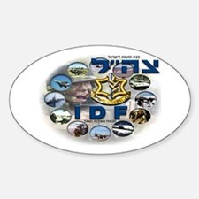 IDF Special Logo Oval Decal
