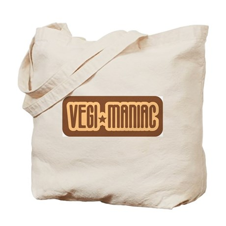 Vegi Maniac Tote Bag