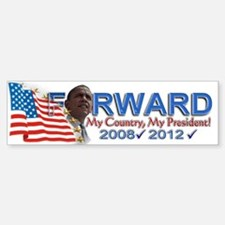 Mr. President: Bumper Bumper Sticker