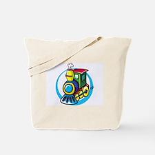 Train Tote Bag