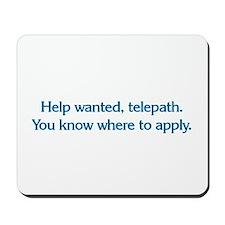 Telepath Mousepad
