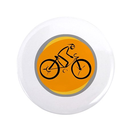 "Bike 3.5"" Button (100 pack)"