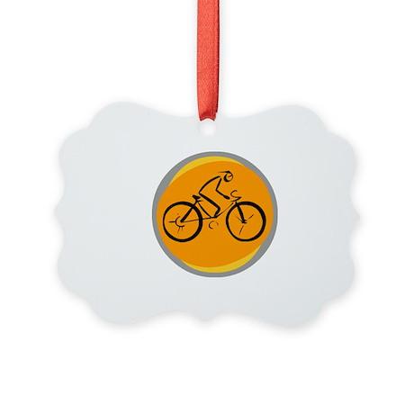 Bike Picture Ornament