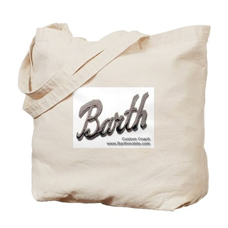 Barth Tote Bag