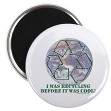 Recycle Before Cool Magnet